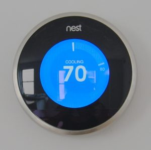 Mirage supply and fit nest thermostat across london